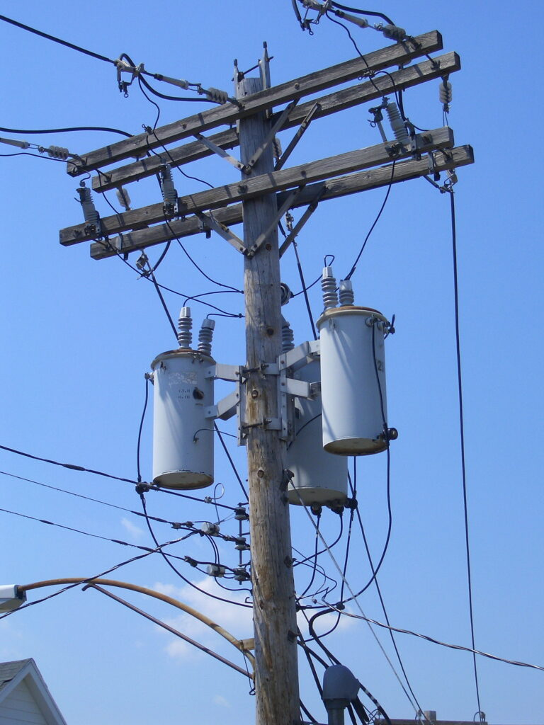 EMF Home Audit because Power Line image